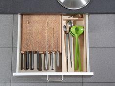 Küche: Ordnungs-Systeme