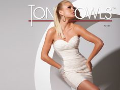 Tony Bowls Shorts  »  Style No. TS11361  »  Tony Bowls Prom 2013 available at Binns of Williamsburg