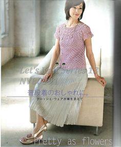 【转载】Let's Knit Series 13 NV80191 - 冬日暖阳的日志 - 网易博客