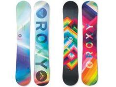 0a4b9b8226a I d love to learn how to snowboard and own a Roxy snowboard Snowboard Design