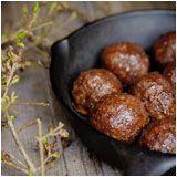 Mountain Meatballs « Kayotic Kitchen
