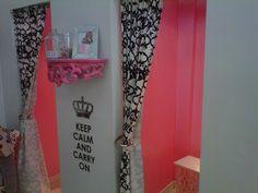 Boutique Dressing Room Ideas | Miss Scarlett Boutique - Home Decor @ 518