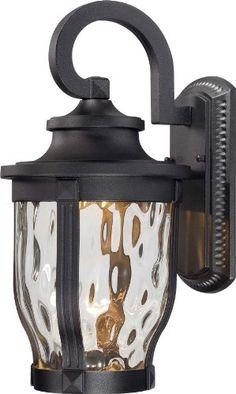 Minka Lavery 8762-66-L Merrimack Black LED Outdoor wall mounted Lantern Minka Lavery http://www.amazon.com/dp/B00CMAXQLG/ref=cm_sw_r_pi_dp_7fupwb106XT5G