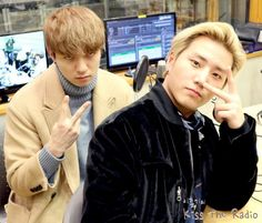 My bae SungJin and YoungK