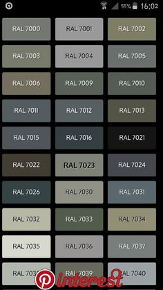Our garage door is RAL 7038 Room Colors, House Colors, Paint Colors, Colores Ral, Ral Colours, Color Pallets, Exterior Colors, Colour Schemes, House Painting