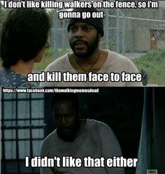 Tyreese ~ The Walking Dead