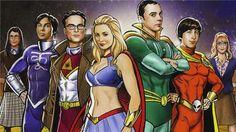 The Big Bang Theory by ~lilmoe-moe on deviantART