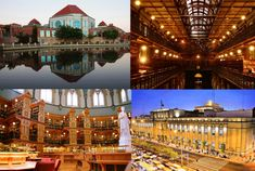 For the last couple years, Jill Harness has been rounding up the world's most beautiful libraries by continent. Here they are all in one place, in no particular order.