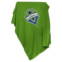 Mls Seattle Sounders Sweatshirt Blanket