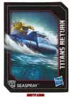 """Generations"" Titans Return Seaspray Toy Review | BWTF"