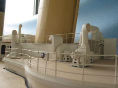 Titanic model 1/144 Davies Garner | Webkits Modelismo