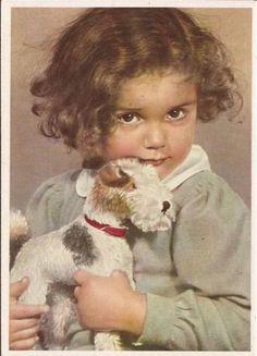 открытки ретро с пуделями: 8 тыс изображений найдено в Яндекс.Картинках