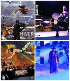 Wwe UNDERTAKER LORD OF WRESTLEMANIA Act 5 24-27