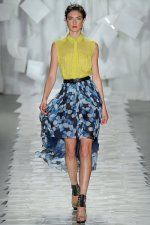 Jason Wu - I will totally be looking for pieces like that this next spring