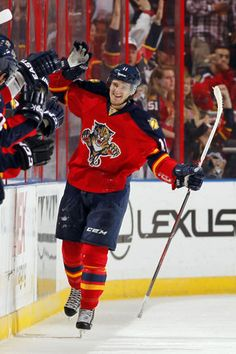 Panthers vs. Jets - 03 05 2013 - Florida Panthers - Jonathan Huberdeau 19fb2893e