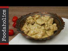 Μια πανεύκολη, απλή στη παρασκευή της συνταγή, με λίγα υλικά για να απολαύσετε μια πεντανόστιμη τηγανιά κοτόπουλου με σάλτσα μουστάρδας που θα γίνει η Parmesan, Guacamole, Recipies, Cooking Stuff, Chicken, Meat, Ethnic Recipes, Food, Recipes