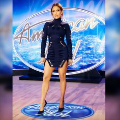 Jennifer Lopez's Head-to-Toe Looks from Seasons 14 and 15 of American Idol - August 16, 2015 - from InStyle.com