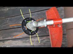 Monofilament disc The trim disc for the brushcutter scythe Test menyabit Lawn And Garden, Garden Tools, Lawn Mower Maintenance, Grass Cutter, Brick Bbq, Diy Home Repair, Homemade Tools, Hacks, Gardening