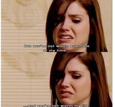 One Tree Hill - Brooke Davis (Sophia Bush)