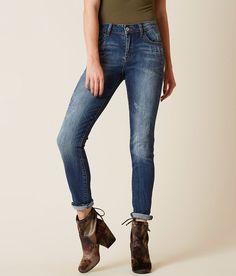 KanCan Mid-Rise Skinny Stretch Jean - Women's Jeans in Grace | Buckle