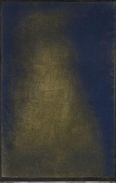 Paul Klee, Nocturnal Rock, 1927.