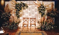 """Rustic Wedding on Instagram: """"A beautiful intimate set from the wedding of Anandita & Hamas ✨"""""""