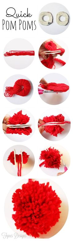 DIY: How To Make A Pom-Pom