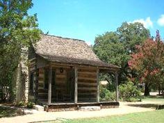Town Creek Log Cabin - Fredericksburg - rentals