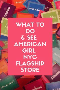 American Girl Flagship Store New York City, american girl