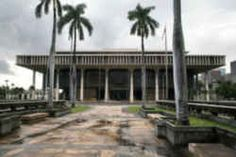 Hawaii State Capitol - Hawaii State Facts