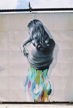 Johnny Robles - street artist