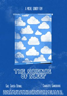 The Science of Sleep Graphic Poster by edsonmuzada, via Flickr