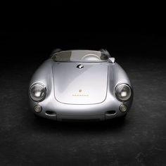 Ralph Lauren's 1955 Porsche 550 Spyder I LIKED