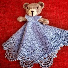 Dou Dou, Manta Crochet, Comforters, Teddy Bear, Toys, Baby, Animals, Accessories, Coasters