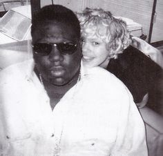Twenty years ago today August 4, 1994, Notorious B.I.G married Faith Evans