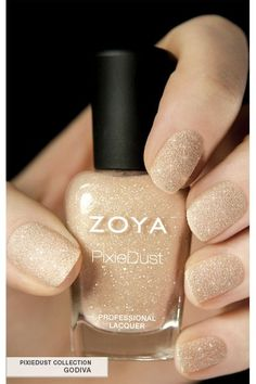 Shop for Zoya Nail Polish the longest wearing, natural nail polish available. Zoya Nail Polish is toluene, formaldehyde, DBP and Camphor Free. Over 300 Healthy Nail Polish Shades Available. Love Nails, How To Do Nails, Pretty Nails, My Nails, Subtle Nails, Zoya Nail Polish, Glitter Nail Polish, Nail Polishes, Textured Nail Polish