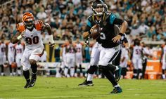 Jaguars' Bortles poised to be even better in third season = Jacksonville Jaguars franchise quarterback Blake Bortles went from promising to great during his sophomore campaign. As a rookie, Bortles threw just 11 touchdowns compared to 17 interceptions and averaged.....