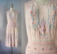 r e s e r v e d // 1920s Embroidered Dress / Vintage Antique Cotton Voile Hungarian Peasant Dress XS S by CaramelVintage on Etsy https://www.etsy.com/au/listing/495717193/r-e-s-e-r-v-e-d-1920s-embroidered-dress