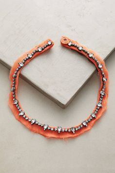 Slide View: 1: Charlotte Neon Collar Necklace