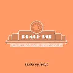 BEVERLY HILLS 90210 - BARRADOS NO BAILE - PEACH PIT » Leo Romeu