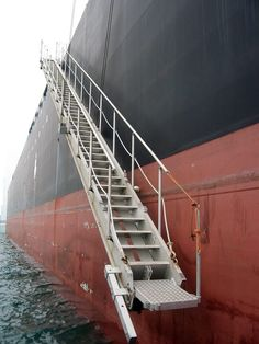 Gangway and types of Gangways