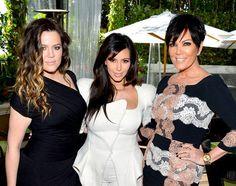 "Kim Kardashian, Khloe Kardashian Wish ""Momager"" Kris Jenner a Happy 58th Birthday"