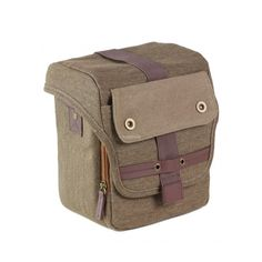 Trendz Canvas Case Cover Bag with Neck-Strap for Universal SLR Cameras (Approx.: H 200 x W 190 x D 130 mm) - Khaki Camera Case, Slr Camera, Bridge Camera, Android 4, Phone Cases, Canvas, Cover, Bags, Accessories
