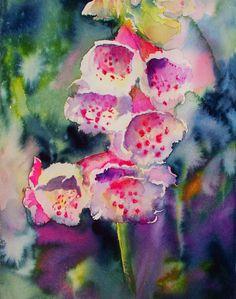 Ruth Harts Watercolor