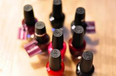 an OPI collection