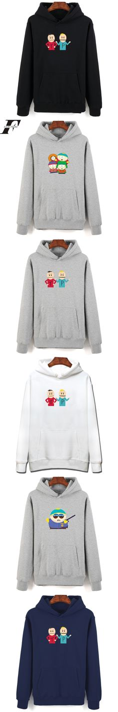 Sweatshirts Park Mens Hoodies Southpark Harajuku Winter Style Hoodies With men Clothing streetwear tracksuit survetement