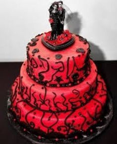tortas goticas - Buscar con Google