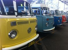 If you love Kombis, Beetles, Type 3s or anything VW, you can't miss the annual VW Nationals.