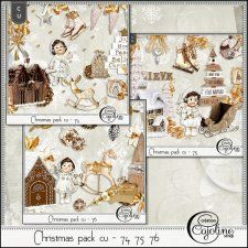 Christmas pack CU - 74 75 76 by Cajoline-Scrap #CUdigitals cudigitals.comcu commercialdigitalscrapscrapbookgraphics #digiscrap