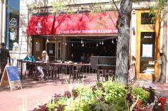 Lunch at French Quarter Brasserie Boulder